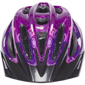axant Rider Girl Kypärä Tytöt, purple